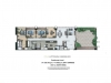 One Uptown Residence Unit Layout Penthouse A (294 sqm)