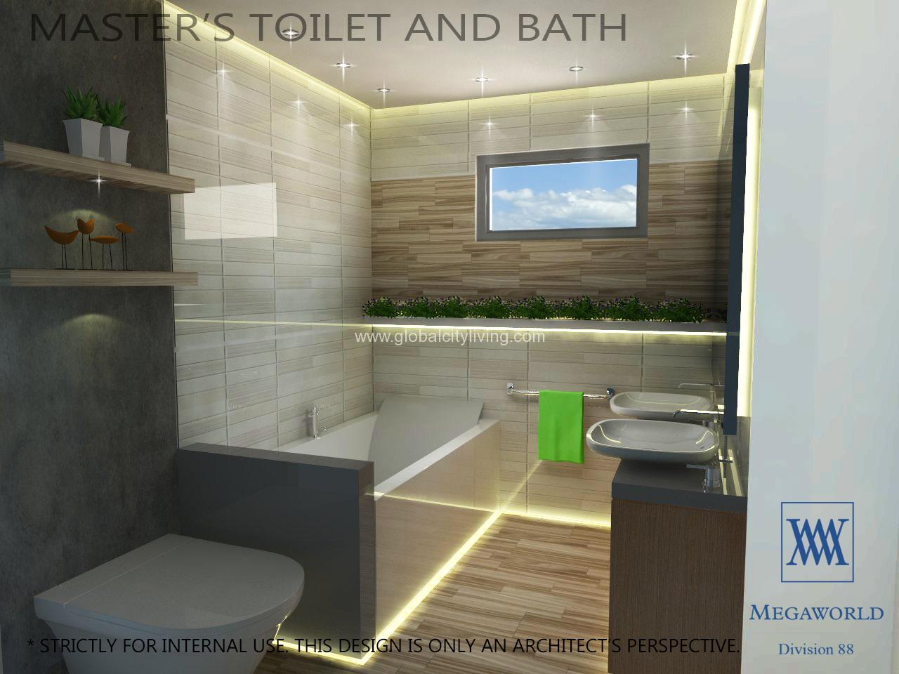 UPTOWN PARKSUITES-BEDROOM 1--condos-for-sale-bgc-fort-bonifacio-global-city-taguig