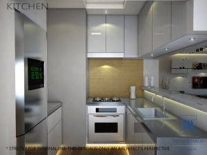KITCHEN-condos-for-sale-bgc-fort-bonifacio-global-city-taguig