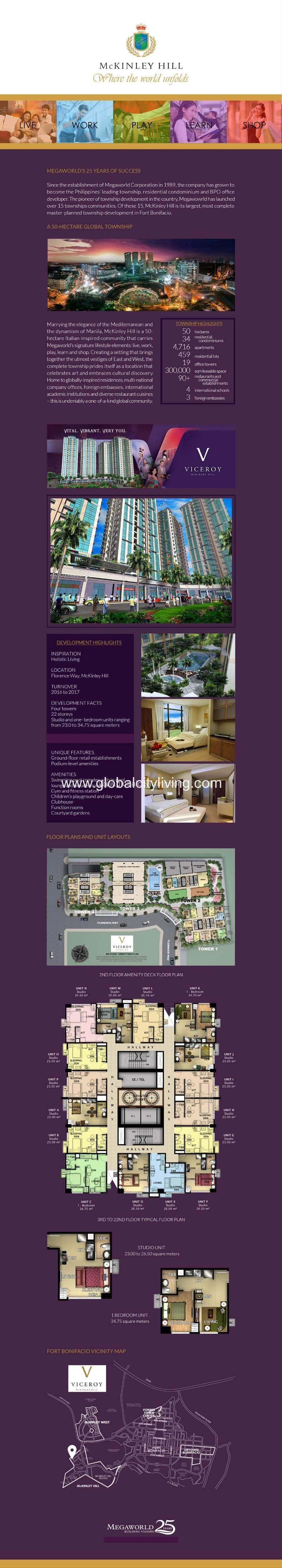 viceroy-condos-for-sale-affordable-mckinley-hill-philippines