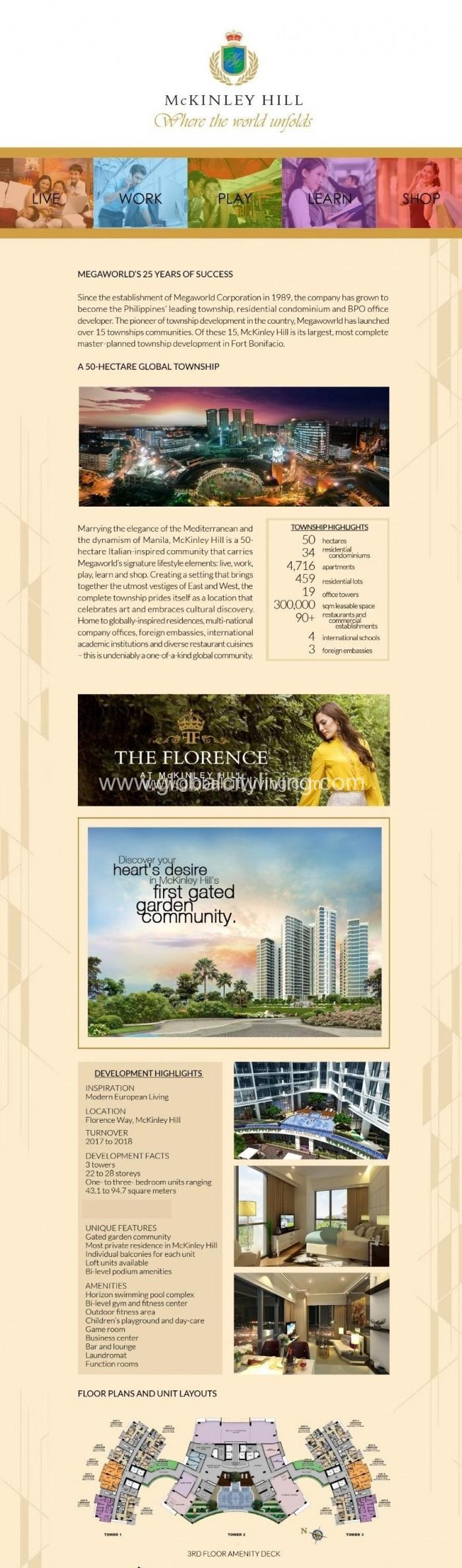 florence-in-mckinley-hill-condo-for-sale-newsletter