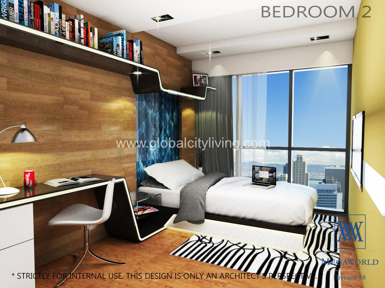 Uptown Parksuites In Global City