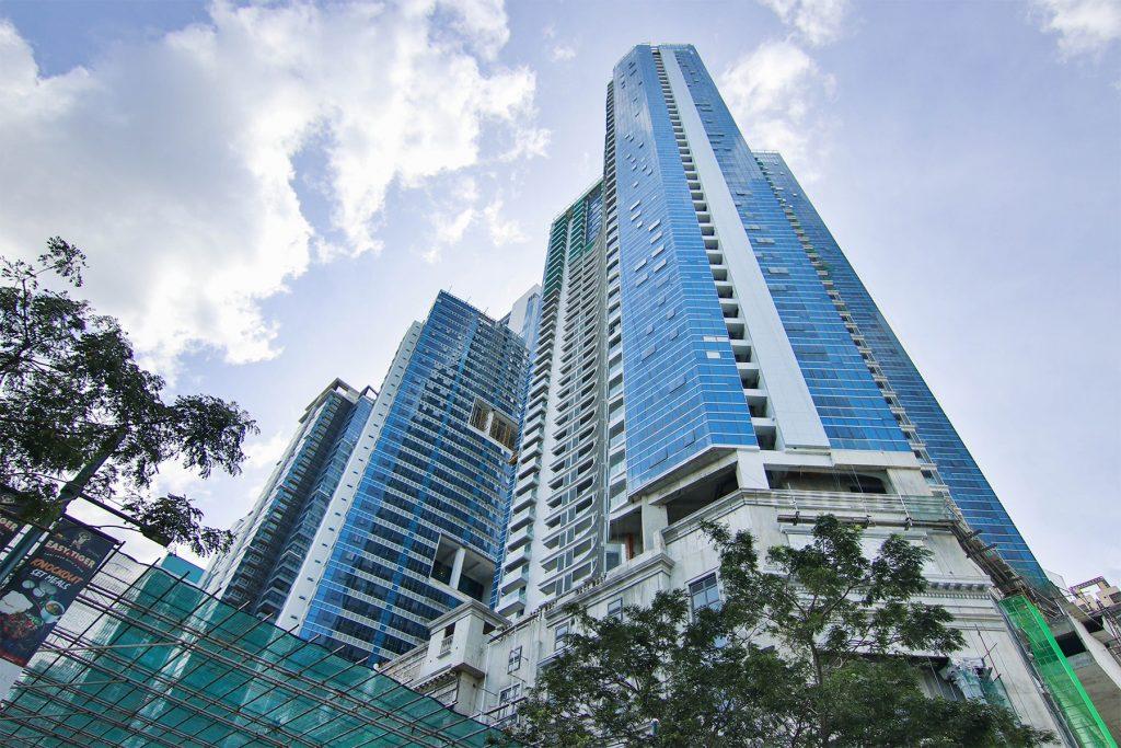 Uptown Parksuites Bonifacio Global City Condos For Sale Construction Update 2018