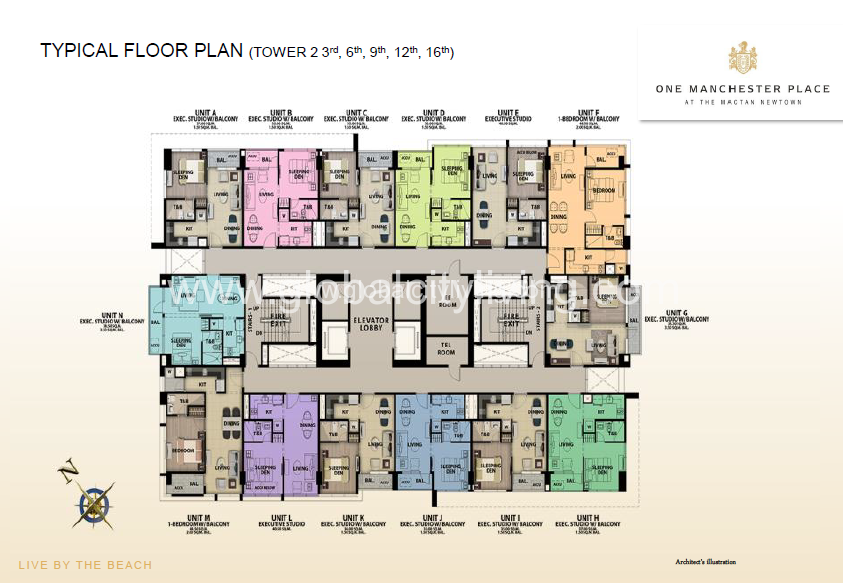 One Manchester Place Megaworld S Newest Condo In Mactan