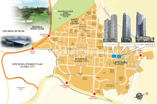 uptown-bgc-condos-parksuites-ritz-oneuptown-philippines