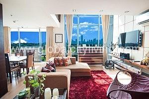 beautiful-loft-condo-forsale-one-bedroom-1br-facing-golf-course-in-fort-bonifacio-bgc