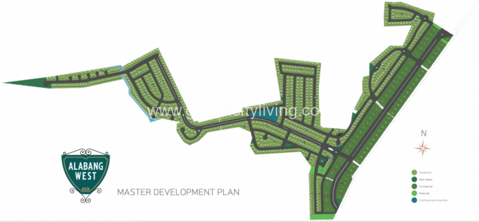 alabang-west-development-plan-village-lots-for-sale