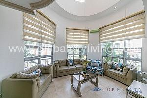 Living Area Five Bedrooms 4 Storey House and Lot For Sale Mckinley Hill Village Fort Bonifacio BGC