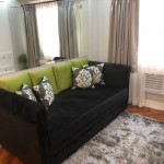Living Room 3br condo for sale at forbeswood heights