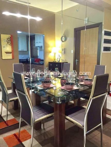 diningroom-8forbestown-road-1bedroom-condos-for-sale-in-fort-bgc