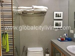 toilet 1br condo for sale forbeswood parklane