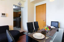 Ready For Occupancy One Bedroom 1BR Condo For Rent Bellagio BGC