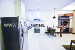 morgan-condos-for-sale-in-mckinley-hill- Kitchen and Dining