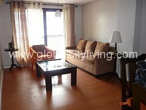 For Rent Condo in Mckinley Garden Villas