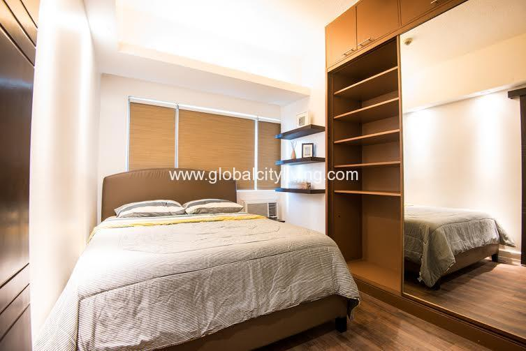 One Bedroom Condo For Sale | Forbeswood Parklane Rfo Fully Furnished One Bedroom 1br Bgc Condo