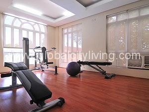 gym-amenities-in-mckinley-garden-villas-condo-for-rent-in-fort-bonifacio-mckinley-hill