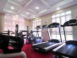 mckinley-garden-villas-for-rent-gym-amenities