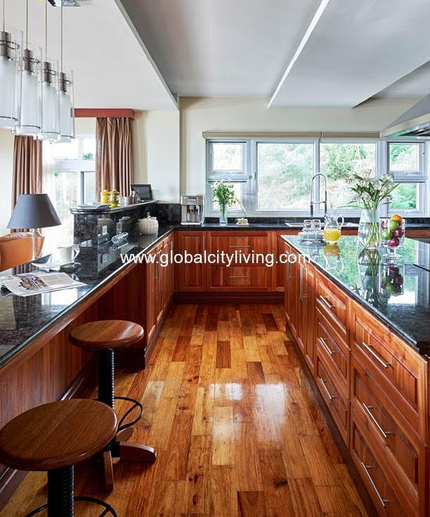 Study Room With Aquarium: Prime Beach House And Lot For Sale