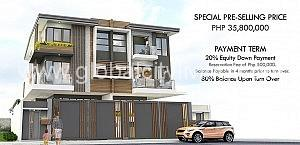 Afpovai Highend House and Lot For Sale in Fort Bonifacio Global