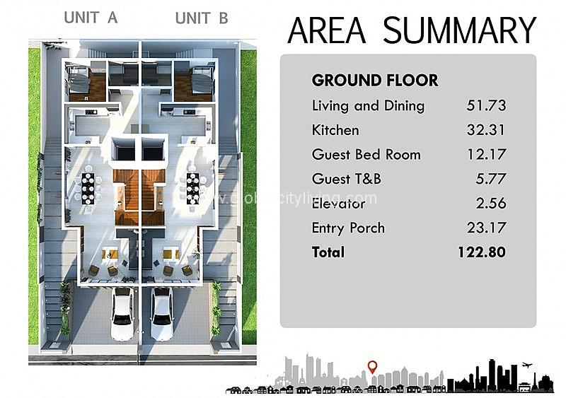 Afpovai House Layout Fort Bonifacio Global City Taguig BGC