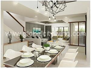 Dining Afpovai Preselling House and Lot For Sale in Fort Bonifac