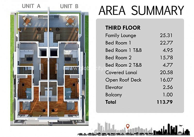House Layout Afpovai For Sale Fort Bonifacio Taguig