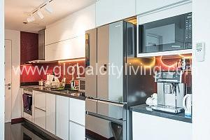 Kitchen Condos For Sale in Avant Fort Bonifacio Global City Taguig