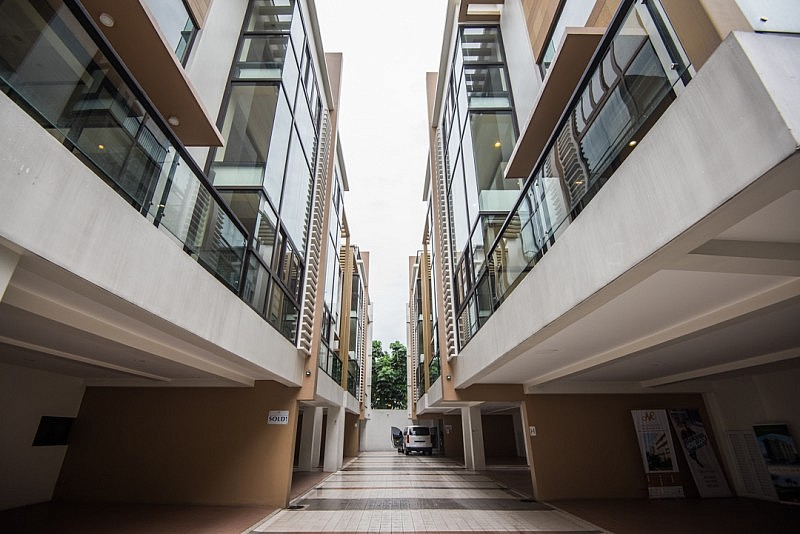 One Mariposa Townhouse For Sale in Quezon City Cubao
