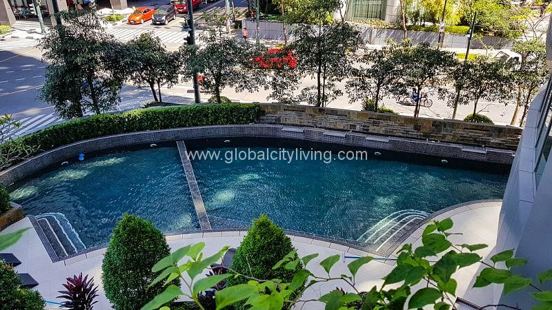 Pool Avant at the Fort Condos For Sale Bonifacio Global City Amenities
