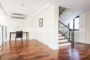 Spacious RFO Townhouse For Sale One Mariposa Cubao Quezon City