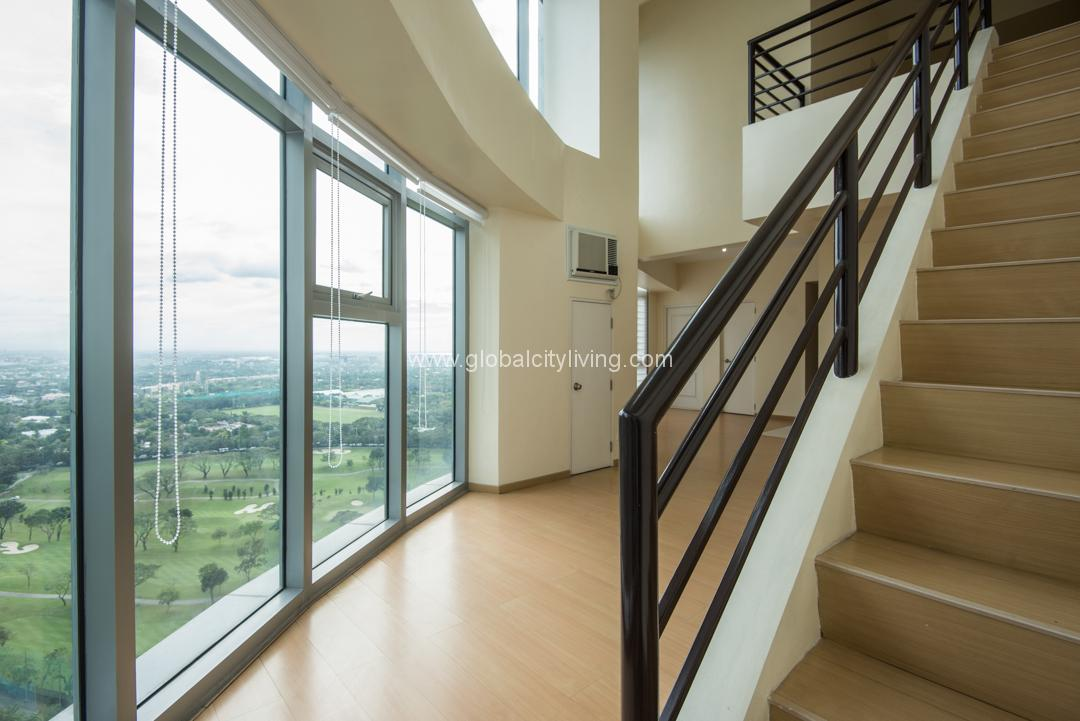 Ready for occupancy bgc fort bonifacio condos for sale for 3 bedroom lofts