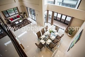 Two Storey Townhouse For Sale in One Mariposa Cubao Quezon City