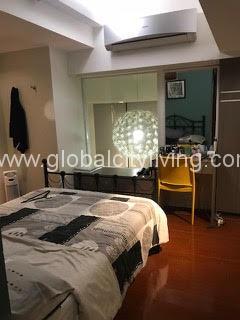 Bellagio One Bedroom Loft Condo For Sale in BGC