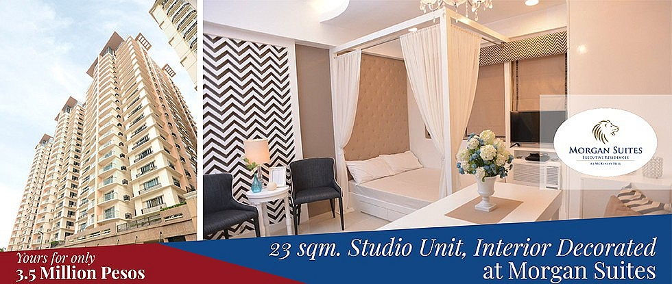 Morgan-Suites-Studio-Condo-For-Sale-in-Mckinley-Hill-Fort-Bonifacio