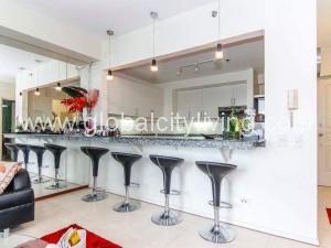 Dining One Bedroom Serendra Encino Condo For Sale BGC