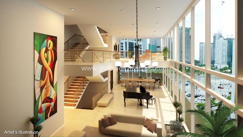 East Gallery Place Ayala Land Condo For Sale in BGC