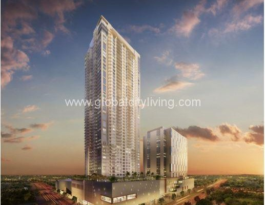 Park Triangle Facade Condo For Sale in BGC