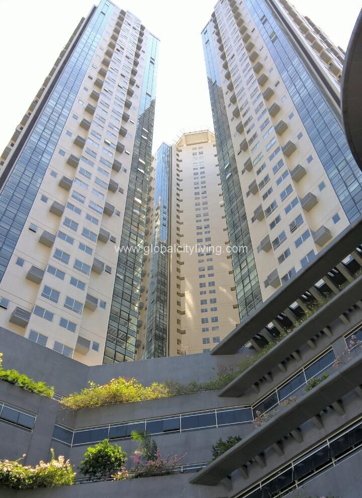 Fort Victora For Rent 2BR Loft Facade