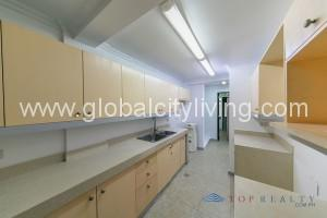 Kitchen Area Five Bedrooms 4 Storey House and Lot For Sale Mckinley Hill Village Fort Bonifacio BGC