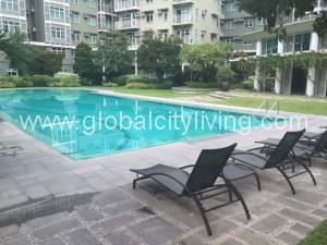 Pool Amenities at One Serendra Encino Bonifacio Global City Taguig