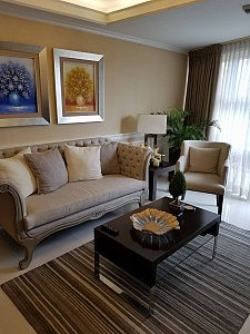 The Venice Luxury Residences Two Bedrooms 2BR Condo For Sale in Fort Bonifacio BGC