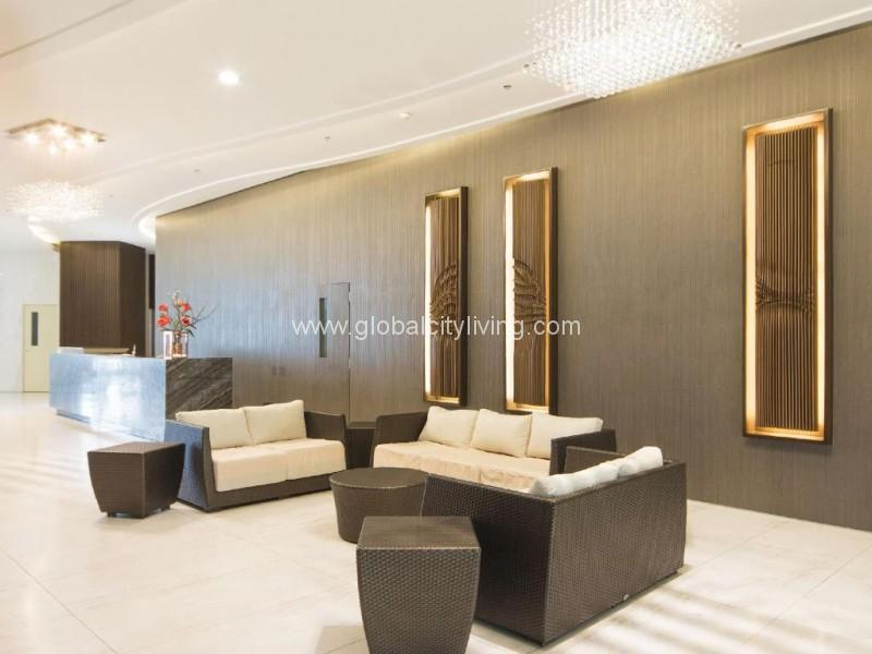 lobby fort victoria condo for sale bgc