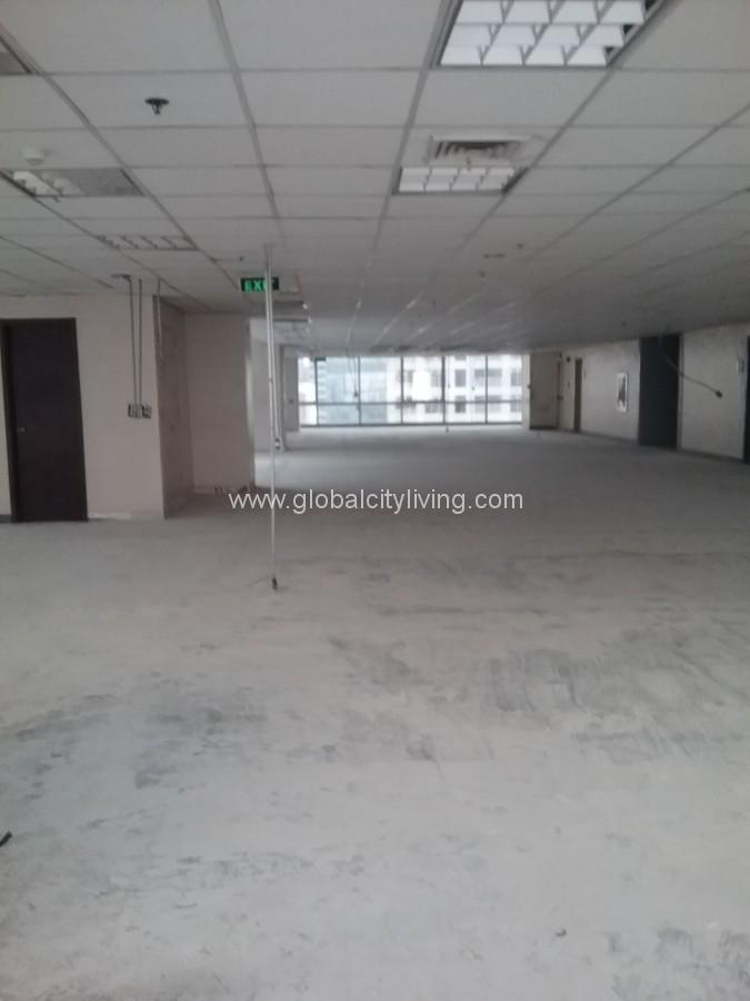Bare Office Space For Rent in World Centre Makati City
