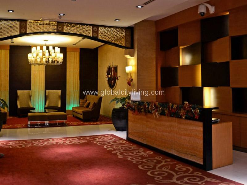 Forbeswood Heights Lobby Condo For Sale in Bonifacio Global City