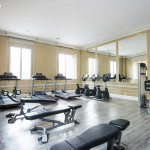 Gym Amenities in Mckinley West Lot For Sale in Fort Bonifacio