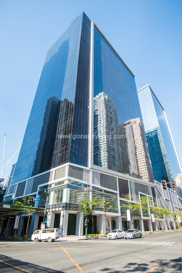 High Street South Corporate Plaza Office Space For Sale Rent in BGC
