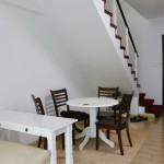 fort residences dining area