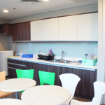 Highend Office Unit For Sale Staff Pantry _ One Global Place