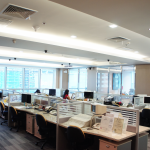 Office Space For Sale BGCTrading Floor _ One Global Place