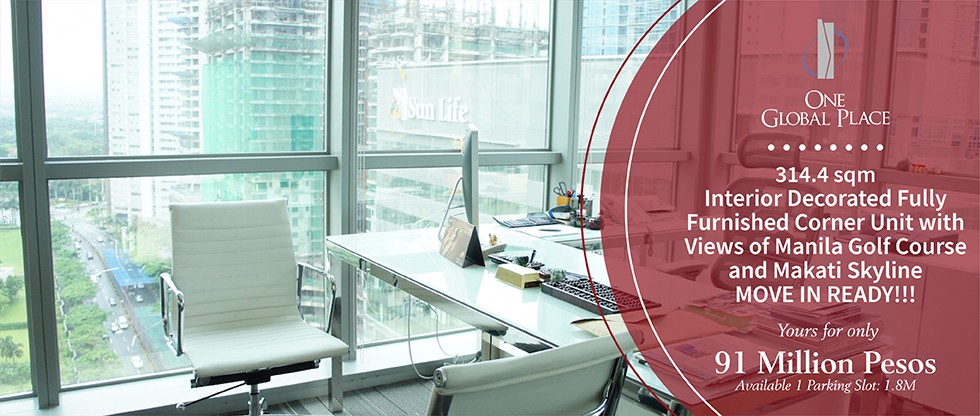 Office-Space-For-Sale-in-One-Global-Place-Bonifacio-Global-City-Taguig